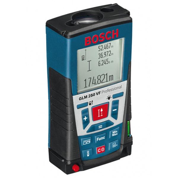 【送料無料】BOSCH GLM250VF GLM250VF [レーザー距離計], 専門店では:2bab2ef4 --- sunward.msk.ru