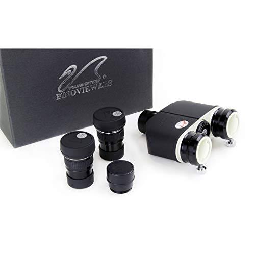 送料込 ギフト セール中 ウィリアムオプティクス 双眼装置セット アイピース2本バローレンズ付き WilliamOptics 国内正規品