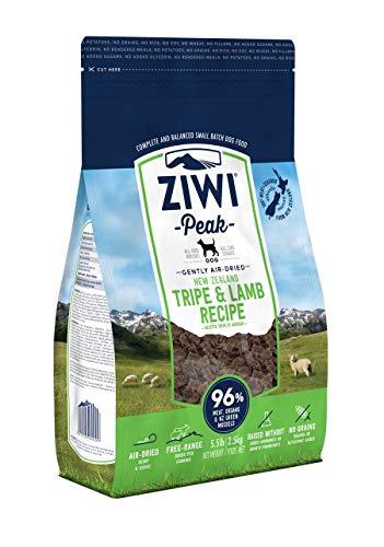 セール中 Ziwi Peak ジウィピーク 割り引き ジーウィーピーク 値引き 2.5kg エアドライ トライプ ラム ドッグフード