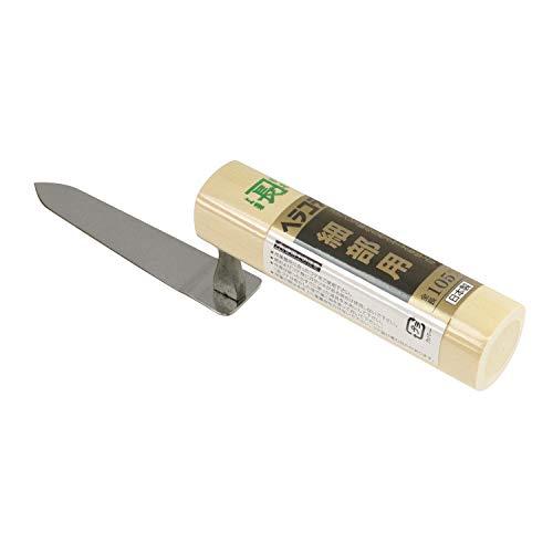 セール中 緑長 公式 ヘラコテ マーケティング 105mm 細部用