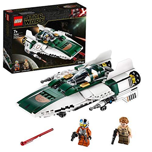 最安値 セール中 レゴ LEGO スター ウォーズ 75248 A-ウィング レジスタンス 人気 おすすめ スターファイター