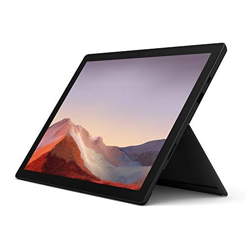 【セール中】マイクロソフト Surface Pro 7 / Office H&B 2019 搭載 / 12.3インチ /第10世代 Core-i5 / 8GB / 256GB / ブラック PUV-00027