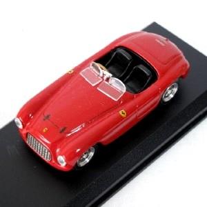 【中古】ART MODEL FerrariStory 1/43 イタリア製 ART005 フェラーリ(Ferrari) 166 MM SPYDER ROSSO/RED