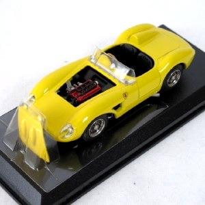 【中古】ART MODEL FerrariStory 1/43 イタリア製 ART015 フェラーリ(Ferrari) 500 TRC GIALLO PROVA
