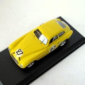 【中古】ART MODEL FerrariStory 1/43 イタリア製 ART016 フェラーリ(Ferrari) 166 MM LE MANS 1950 SIMON-KASSE