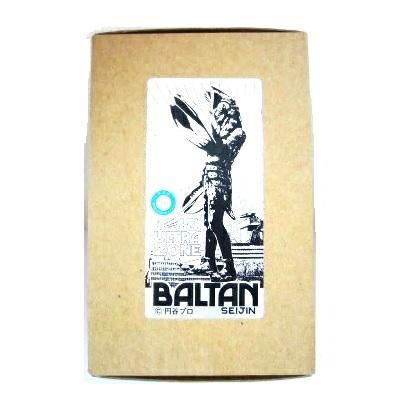 【中古】ビリケン商会 バルタン星人 ソフビ キット (BILLIKEN ULTRA ZONE BALTAN)