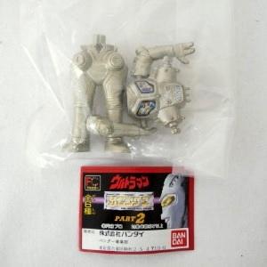 【中古】HGシリーズ ウルトラマン2 ガシャポン キングジョー 初版