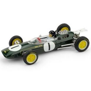 BRUMM 1/43 ロータス 25 1963年ベルギーGP 1位 #1 J. CLARK ワールドチャンピオン