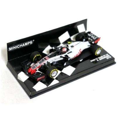 MINICHAMPS 1/43 ハース F1 チーム フェラーリ VF-18 ケビン・マグヌッセン 2018