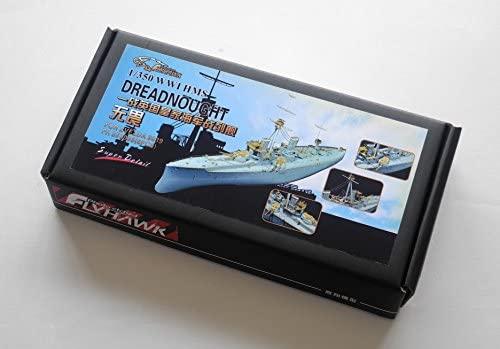 フライホークモデル 1 350 イギリス海軍戦艦 スーパーディティールセット ズベズダ用 絶品 ドレッドノート HMS 驚きの値段