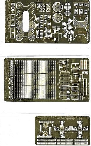 1 700 日本海軍 新色追加 航空巡洋艦 最上 グレードセット 待望 タミヤ 31341用 ディティールアップ