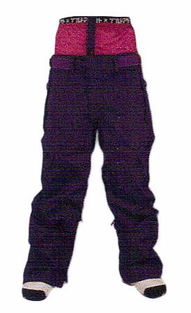 SOLDOWT ソールドアウト スノーウェア パンツ SNOW ウエア 50 PANTS Purple SIZE:M 10-11モデル