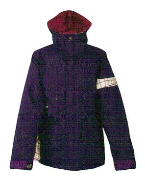 SOLDOWT ソールドアウト SNOW ウエア 990 JACKET Purple 10-11モデル ジャケット