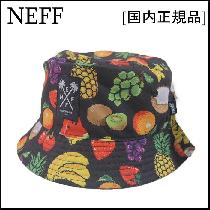 a2b Rakuten-Ichibaten  NEFF hats (Neff) HARD FRUIT BUCKET HAT ... 373222761ba