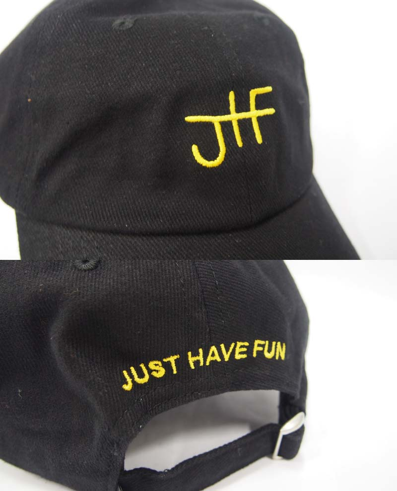 d745a5a9bda65 GRIZZLYから生まれたハット・キャップブランドJHF JUST HAVE FUN キャップ ハット BACK 2 BASICS DAT HAT  ジャストハブファン スケートボード キャップ ブランド
