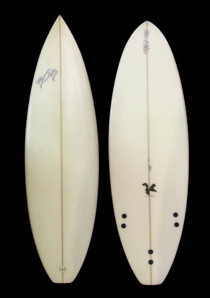 3o3 サーフボード 【three O three】SURFBOARD サーフボード 【NATURAL】 千葉公平シェイプ 188cm