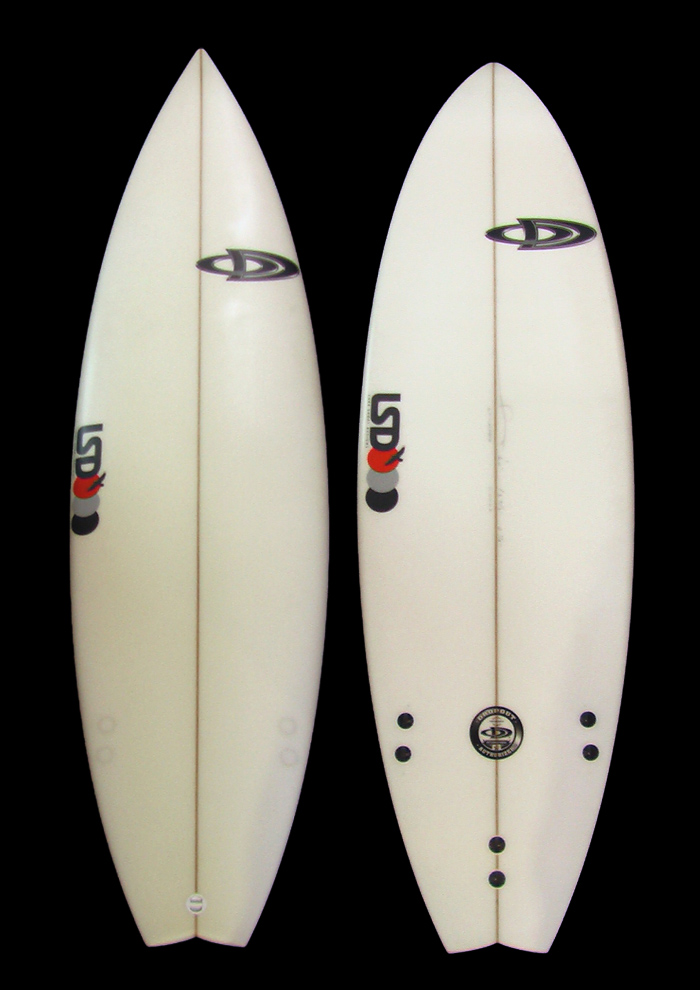 DROPOUT サーフボード 【ドロップアウト】 SURFBOARD サーフボード 【STUMPED Luke Short】 6'0