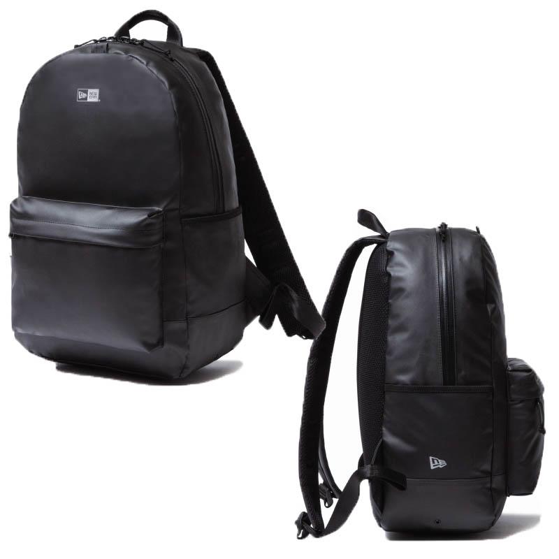 ニューエラ リュック NEWERA Light Pack ライトパック ターポリン ブラック BLACK BACKPACK リュック 鞄 BAG 【11404223】