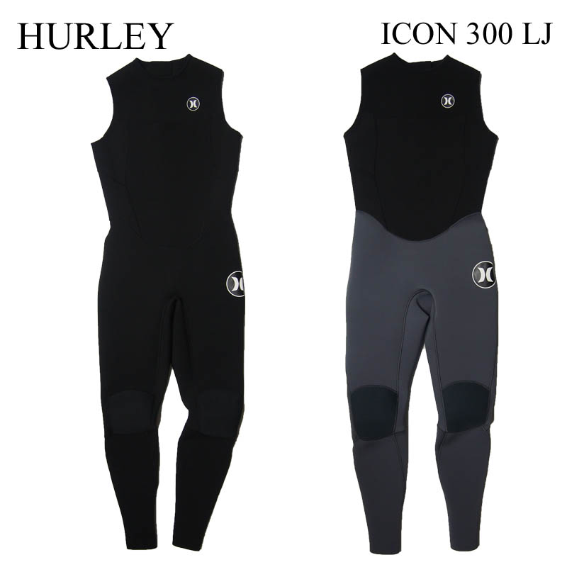 【SEAL限定商品】 HURLEY ハーレー ウェットスーツ ICON ハーレー 300 LJ アイコン 3mm 3mm ロングジョン サーフ WETSUITS 国内正規品 2017年モデル サーフ サーフィン, お祝い内祝引出物専門店 カシタニ:21ab780c --- fenitharbour-com.access.secure-ssl-servers.org