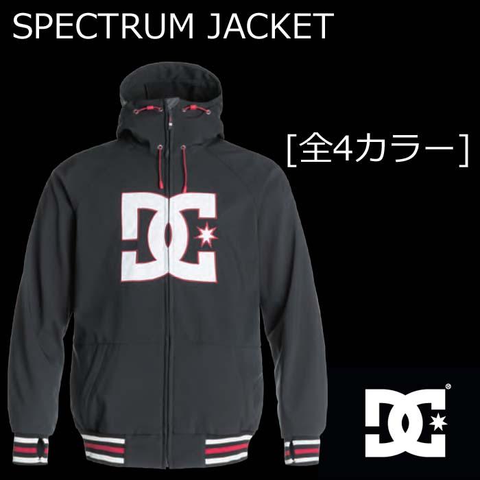15-16 DC ウェア SPECTRUM JACKET ディーシー ジャケット スペクトラム DC SHOE スノーボード スノボー