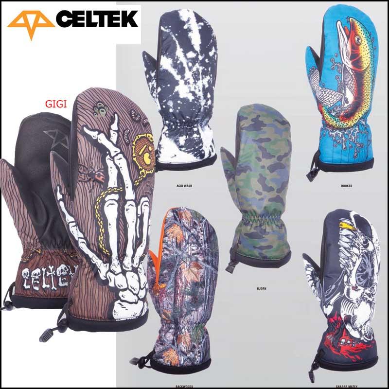 CELTEK グローブ セルテック GORE-TEX BITTEN BY A MITTEN ミット ミトン ゴアテックス スノーボードグローブ SNOWBOARD GLOVE スノーグローブ スノボー 小物