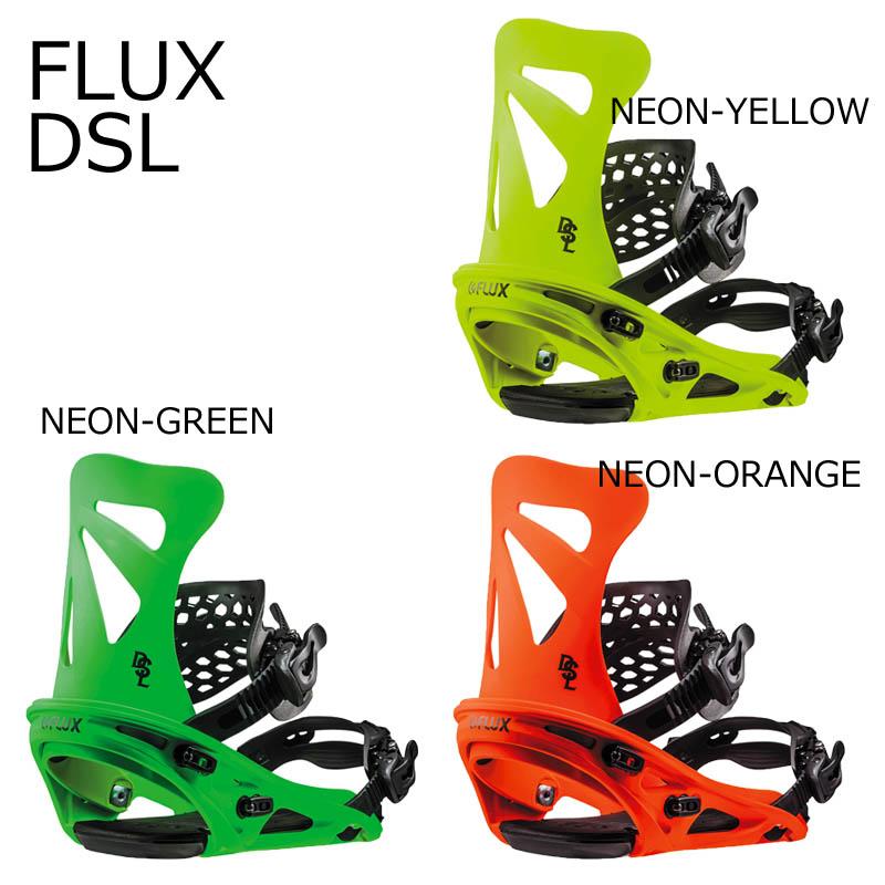 18-19 フラックス DSL FLUX ビンディング バインディング BINDING スノーボード グラトリ SNOWBOARD
