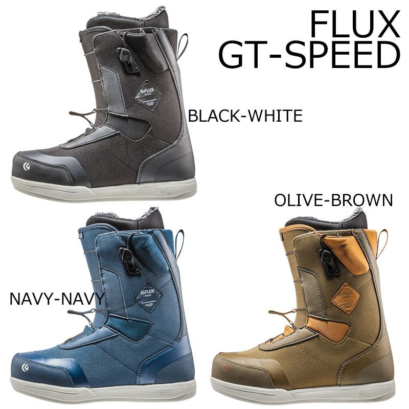 18-19 フラックス スノーボードブーツ GT-SPEED FLUX BOOTS スノーボード SNOWBOARD BOOTS