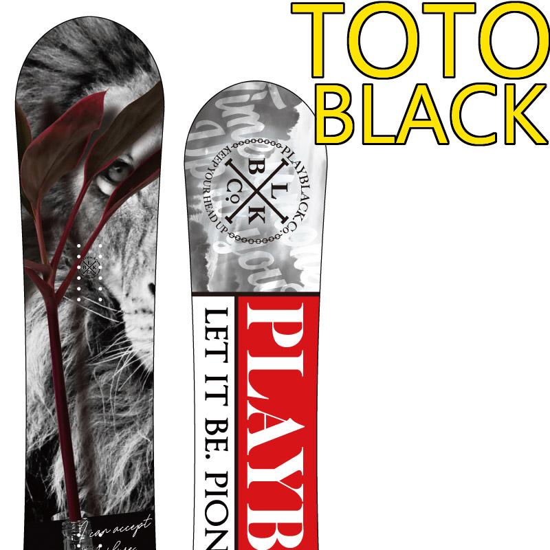 19-20 MOSS TOTO BLACK モス トトブラックソフトフレックス スノーボード 板 スノボー MOSS SOFTFLEX SNOWBOARD グラトリ