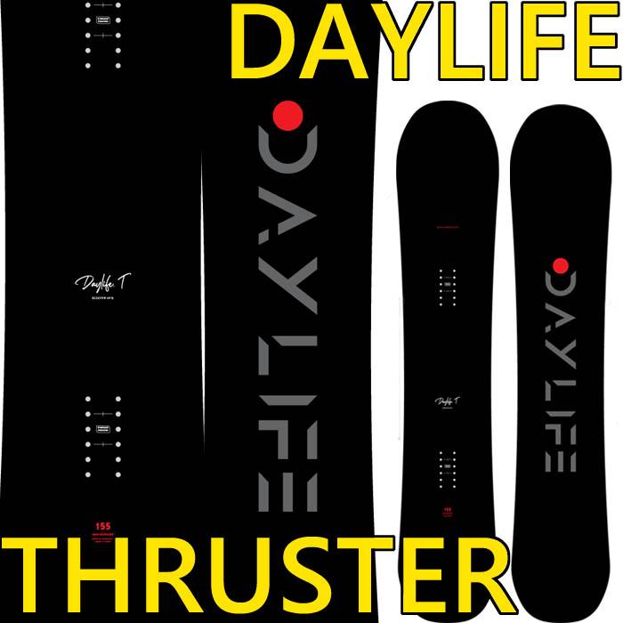 19-20 SCOOTER DAYLIFE THRUSTER スクーター デイライフスラスター スノーボード 板 グラトリ スノボー SNOWBOARD
