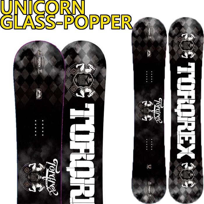 19-20 トルクレックス ユニコーングラスポッパー TORQREX UNICORN GLASSPOPPER スノーボード 板 スノボー SNOWBOARD グラトリ