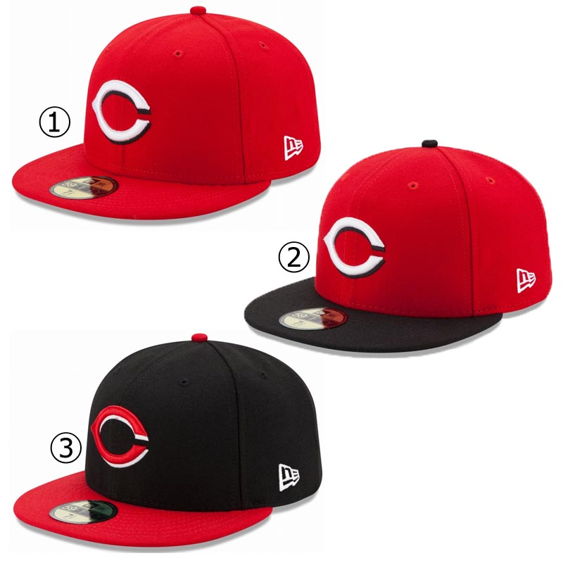 New gills cap Cincinnati Reds NEWERA MLB AUTHENTIC COLLECTION 59FIFTY CAP  CINCINNATI REDS Major League baseball baseball team NEW ERA ※MLB 639327cac78