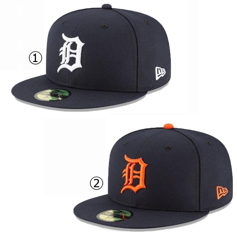 New gills cap Detroit Tigers NEWERA MLB AUTHENTIC COLLECTION 59FIFTY CAP  DETROIT TIGERS Major League baseball baseball team NEW ERA ※MLB 6146142eb0e