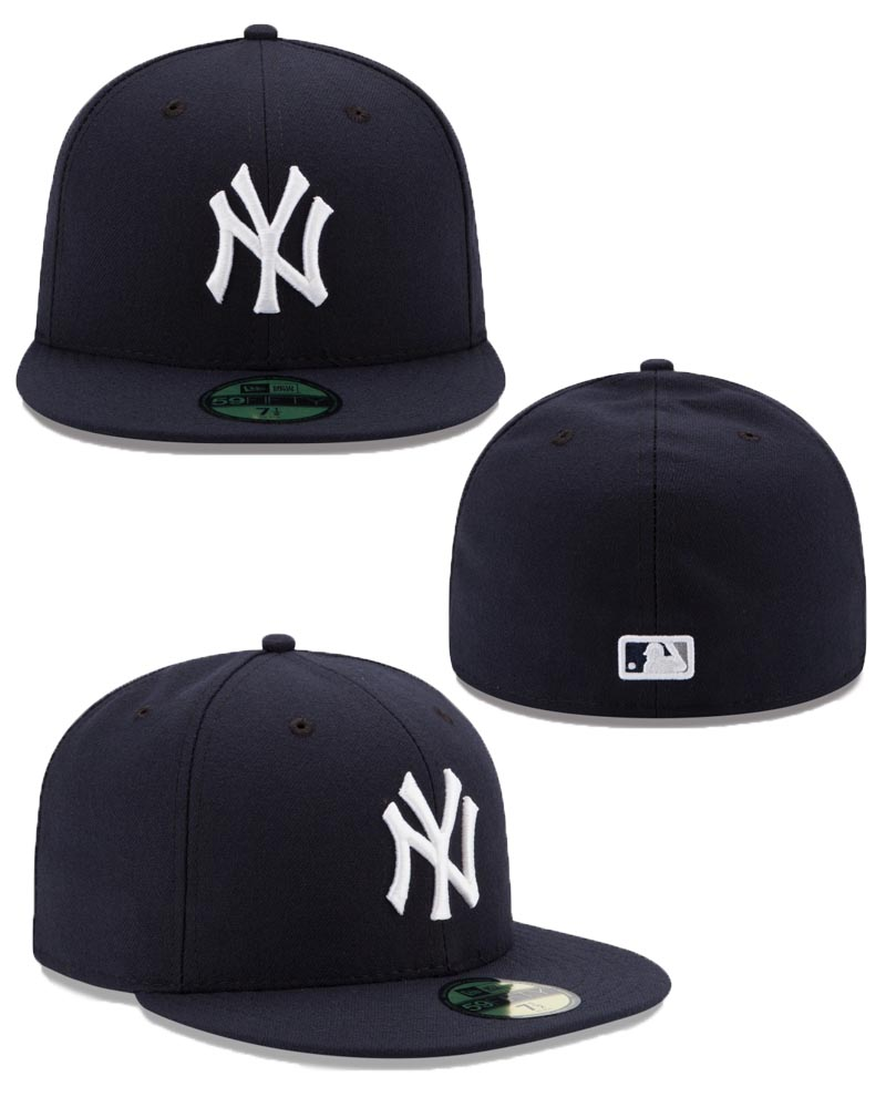 finest selection 34253 ffa9c ... New gills cap New York Yankees NEWERA MLB AUTHENTIC COLLECTION 59FIFTY  CAP NEW YORK YANKEES Major ...