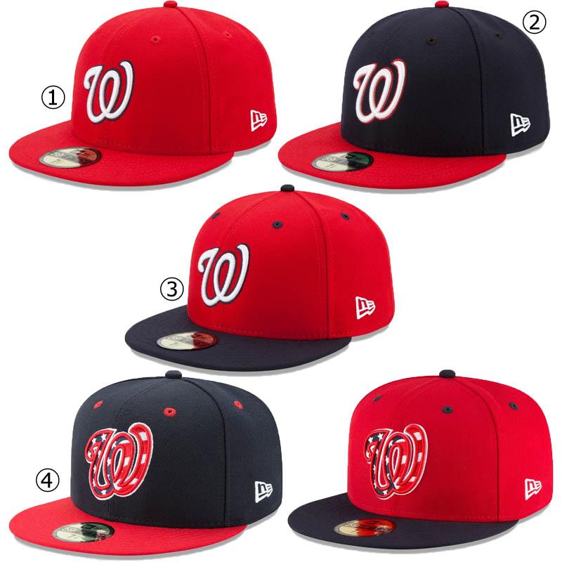 quality design 55b49 19d08 New gills cap Washington National s NEWERA MLB AUTHENTIC COLLECTION 59FIFTY  CAP WASHINGTON NATIONALS Major League baseball baseball team NEW ERA ※MLB
