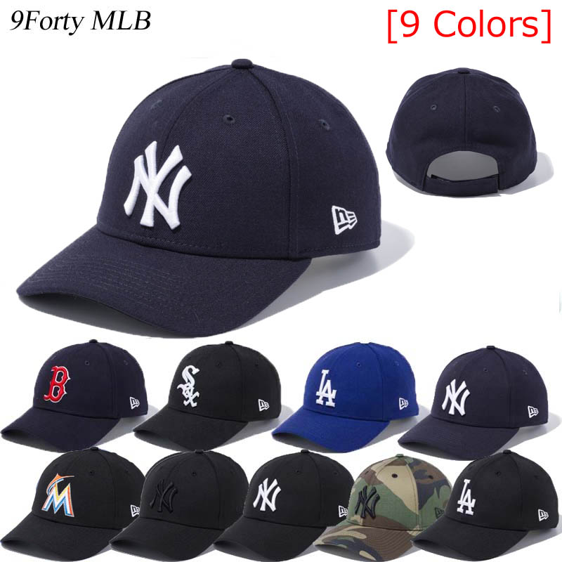0e12562c72f8c New gills cap 9FORTY 940 MLB CAP baseball hat baseball cap Major League  team Yankees Dodgers NEW ERA ※MLB