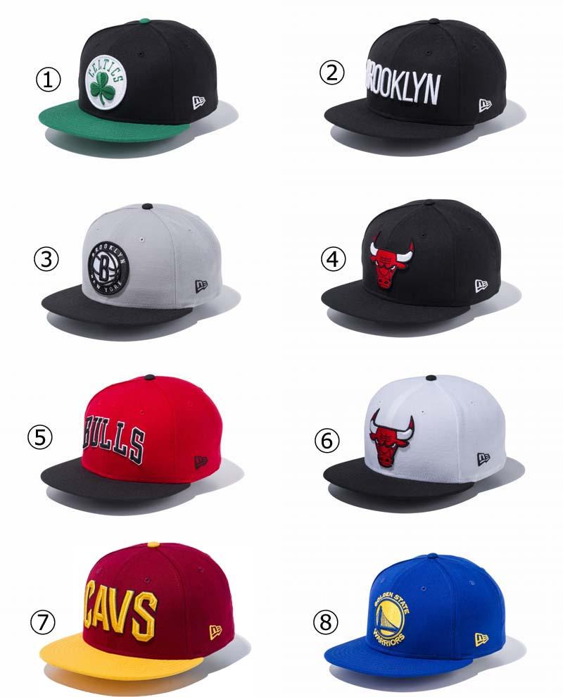 New gills snapback cap NEWERA NBA 9FIFTY CAP basketball basketball team NBA NEW  ERA ※NBA 28a2ad1bc