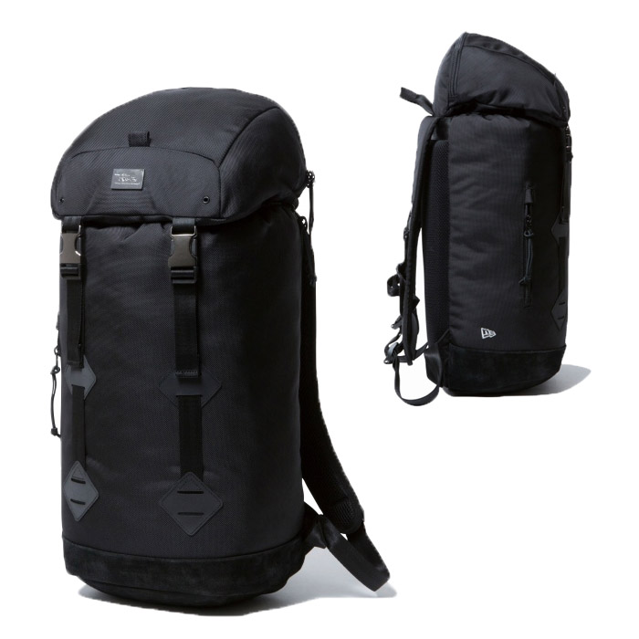 ニューエラ リュック NEWERA バッグ Rucksack ラックサック BACKPACK バックパック 鞄 BAG ロゴ 学生 ストリート系 ブラックスウェード 11783283