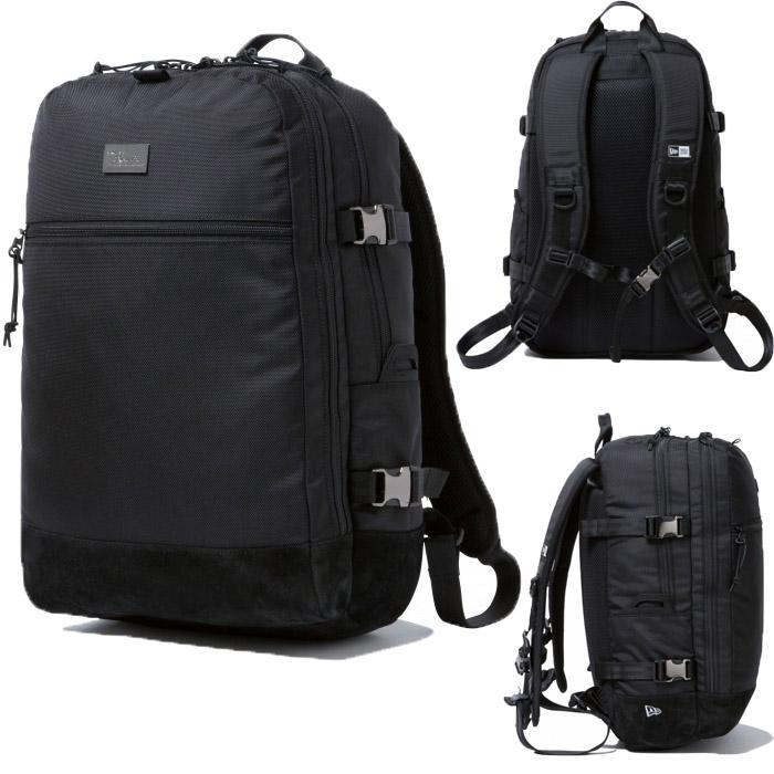 ニューエラ リュック NEWERA SMARTPACK ブラックスウェード スマートパック ブラック バックパック BACKPACK 鞄 BAG 11901925