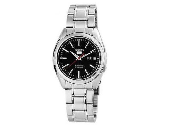 SEIKO 5 セイコー5 逆輸入 自動巻き メンズ 腕時計 SNKL45K1 メタルベルト