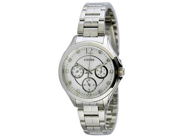 Citizen CITIZEN watch ladies quartz ED8140-57 A silver