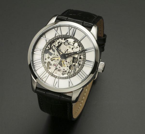 サルバトーレマーラ 手巻き メンズ 腕時計 SM16101-SSWH