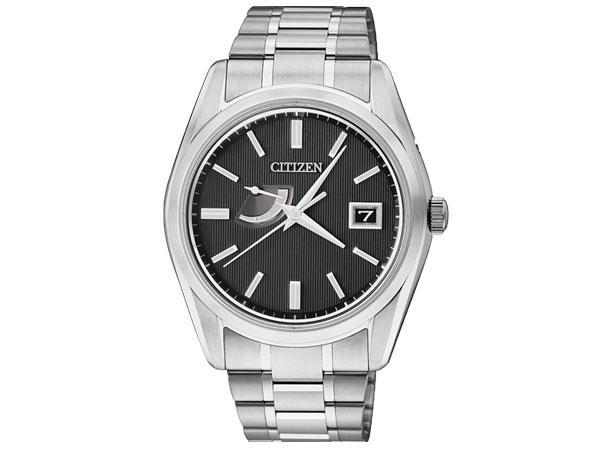 시민 CITIZEN 역 수입 에코 드라이브 엔 남자 시계 AQ3001-54E