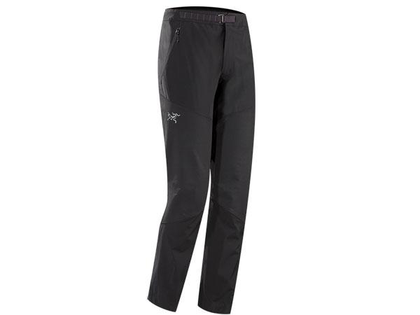 ARCTERYX アークテリクス アウトドアパンツ Gamma Rock Pants Black 36 ショート丈