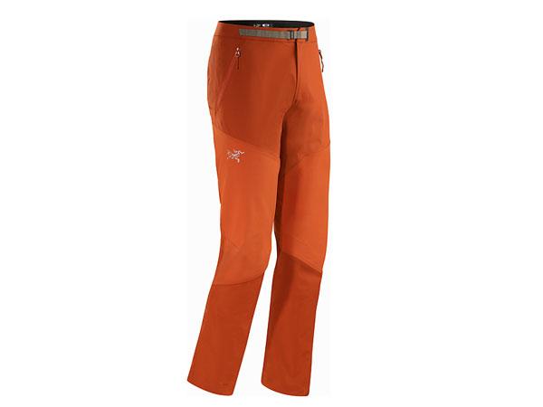 ARCTERYX アークテリクス アウトドアパンツ Gamma Rock Pants Iron Oxide 30 ショート丈