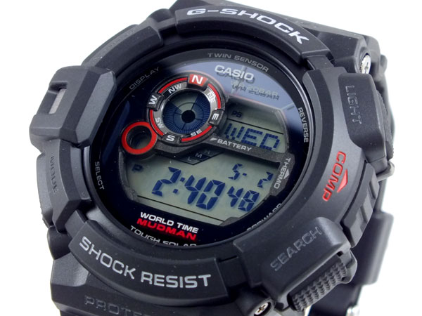 AAA net shop  Casio CASIO G shock g-shock madman tough solar watch G ... f1393a7da6