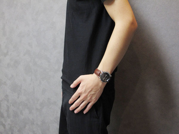 마이클 코스 MICHAEL KORS 크로 노 그래프 여성용 시계 MK2250