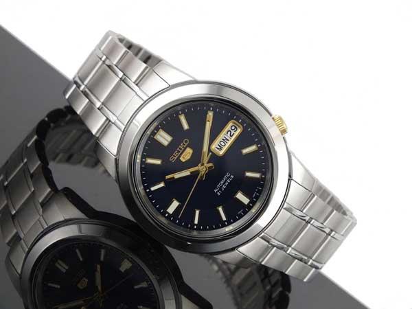 SEIKO 5 セイコー5 逆輸入 自動巻き メンズ 腕時計 SNKK11K1