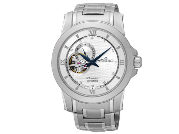 Seiko SEIKO Premier Premier automatic watch men's SSA319J1 reverse