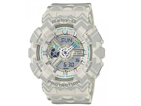 カシオ CASIO ベビーG BABY-G 逆輸入 アナデジ レディース 腕時計 BA-110TP-8A