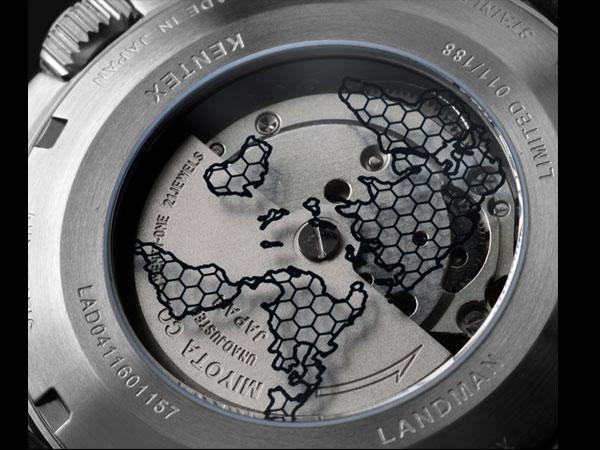 ケンテックス KENTEX ランドマン アドベンチャー 腕時計 メンズ S763X-04